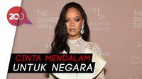 Wow! Rihanna Jadi Duta Besar Luar Biasa Barbados