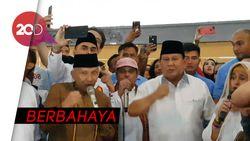 Amien Rais Minta TNI dan Polri Tidak Terlibat Urusan Pilpres