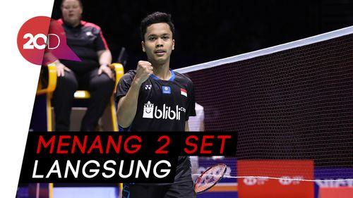 Anthony Ginting Juara China Open 2018