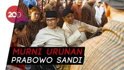 Dana Awal Kampanye Prabowo-Sandi Rp 2 Miliar