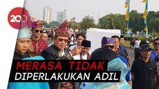 Detik-detik SBY Walk Out dari Deklarasi Pemilu Damai