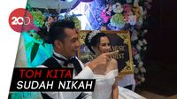 Eza Gionino Gelar Pesta Pernikahan Tanpa Restu Sang Bunda