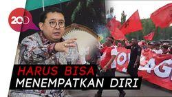 Fadli Zon Kritik Keberadaan Projo di Monas