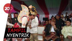 Ketum PPP Berkostum Gatot Kaca, Sekjennya Arjuna