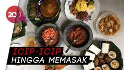 Serunya Komunitas Belanga Indonesia Cicipi Kuliner Gorontalo!