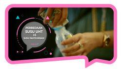 Perbedaan Susu UHT vs Susu Pasteurisasi