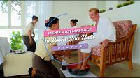 Menikmati Massage di Room Spa Unik Bintan