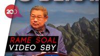 Beredar Video SBY Dukung Nomor Urut 1, Ini Faktanya