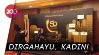 Kadin Rayakan Ulang Tahun Emas di Ritz-Carlton Jakarta