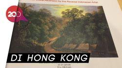 Lukisan Raden Saleh Megamendung Dilelang Rp 26M