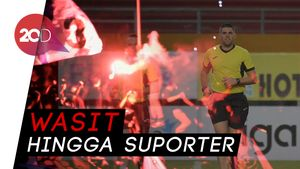 Miris! Selama 8 Hari Terjadi 3 Insiden Kekerasan di Sepak Bola Indonesia