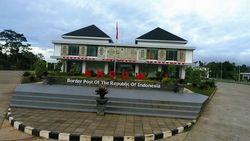 PLBN Skouw, Wajah Depan Nan Megah Indonesia di Ujung Timur Papua
