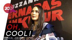 Syuting Ditemani Suzzanna, Luna Maya Malah Senang