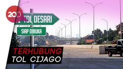 Tol Desari, Alternatif Bogor-Jakarta