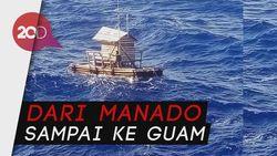 49 Hari Terombang-ambing di Laut, Kisah Aldi Mirip Life of Pi