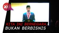 Alasan Jokowi Tak Melulu Bangun Pulau Jawa