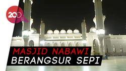 Kloter Terakhir Jemaah Haji Indonesia Tinggalkan Masjid Nabawi
