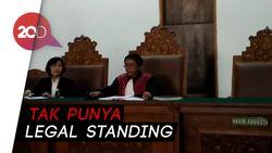 Pengajuan Praperadilan Irwansi Yusuf Ditolak PN Jaksel