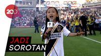 Penyanyi Cilik Asal Indonesia Ini Bikin Ibrahimovic Takjub