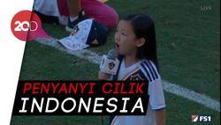 Pujian Ibrahimovic ke Penyanyi Cilik Indonesia