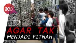 Viral Pagar Masjid Istiqlal Ditutup, Ini Kata Pengurus