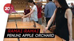 iPhone XS Max Paling Ramai Diburu di Singapura