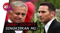 Kejutan Lampard untuk Mourinho