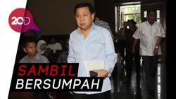Novanto Bantah Terima Uang di Kasus Suap Bakamla