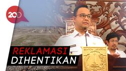 Anies Cabut Izin Reklamasi 13 Pulau di Jakarta!