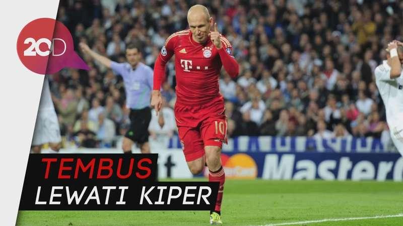 De Javu, Gol Khas Arjen Robben Terulang