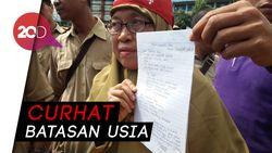 Guru Honorer 'Galau' Kirim Puisi ke Jokowi