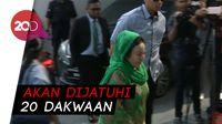 Istri Najib Razak Kembali Diperiksa Penyidik Terkait Skandal 1MDB