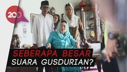 Jokowi-Prabowo Berebut Dukungan Yenny Wahid