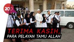 Khatam Sudah, Petugas Haji 2018 Tutup Masa Kerja di Tanah Suci