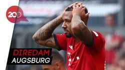 Laju Sempurna Bayern Berhasil Dijegal Augsburg