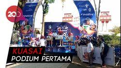Pegowes Australia Culey Juarai Etape I Tour de Banyuwangi Ijen