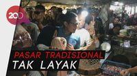 Sandi Sebut 80 Persen Pasar Tradisional di Indonesia Tak Layak