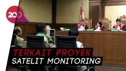 Jadi Saksi di Sidang Fayakhun, Eks Kepala Bakamla Dicecar Hakim