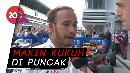 Hamilton Juara GP Rusia, Bottas Kedua