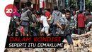 Duh! Mobil Bantuan Telkom Dijarah Pengungsi Gempa-Tsunami di Palu