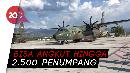 TNI Siapkan 10 Penerbangan untuk Angkut Warga Tinggalkan Palu