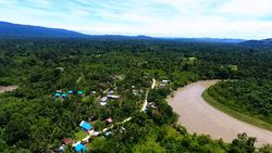 Mosso, Kampung Lintas Dua Negara di Papua
