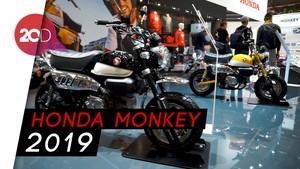 Honda Pamer Motor Imut nan Garang di Intermot 2018