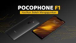 Pocophone F1, Rekomendasi Smartphone Canggih Rp 4 Jutaan