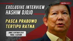 Tonton Eksklusif Hashim Djojo, Usai Prabowo Dibohongi Ratna