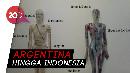 Menjelajah Kehidupan Antonella Pedetti di Pameran Rootless