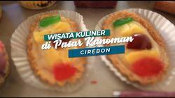 Wisata Kuliner di Pasar Kanoman