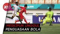Indonesia U-19 Kalah dari Arab Saudi