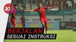 Timnas Indonesia Cukur Myanmar 3-0 di Laga Persahabatan