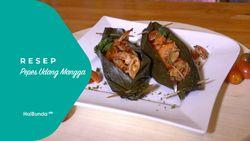 Resep Pepes Udang Mangga